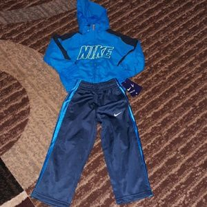 Nike jacket and pants